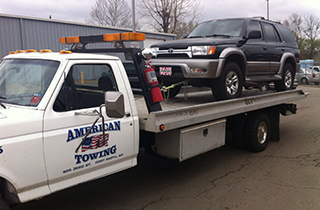 Wrecker Service | American Towing | Fort Smith, AR | (479) 646-8895